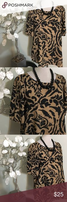 LOFT BLOUSE Classy top , new without tags, 100% polyester LOFT Tops Blouses