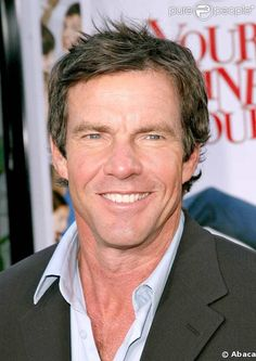 Dennis William Quaid is an American actor known for his comedic and dramatic roles. First gaining widespread attention in the 1980s, his career rebounded in the 1990s after he overcame an addiction to drugs and an eating disorder.  Born: April 9, 1954 (age 61), Houston, TX