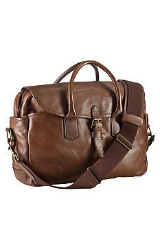 95abd0ad602f Polo Ralph Lauren Leather Commuter Bag Commuter Bag