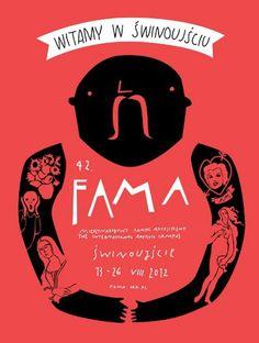 Fama Festival - Świnoujście, Poland - Zuza Rogatty 2012