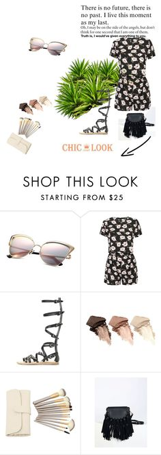 """Chiclookcloset ♕"" by fashion-all-around ❤ liked on Polyvore featuring Urban Decay"