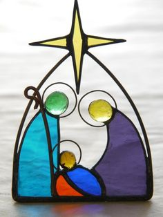 Silent Lights Small Stained Glass Nativity Silent Lights http://www.amazon.co.uk/dp/B00634N0YU/ref=cm_sw_r_pi_dp_WfRtub1SJEQ2W