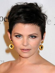 Fashionable and Stylish Short Hairstyles for Round Faces: Very Short Hairstyles For Round Faces And Fine Hair Hipsterwall ~ hipsterwall.com Hairstyles Inspiration