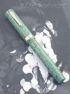 Conklin Endura Darkgreen Oversize
