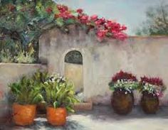 spanish courtyards - Google Search
