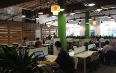 Coworking Space - Co-Merge Workplace, San Diego, USA