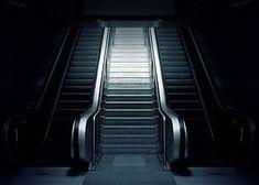 Rolltreppe, U Bahn, Treppe, Städtischen