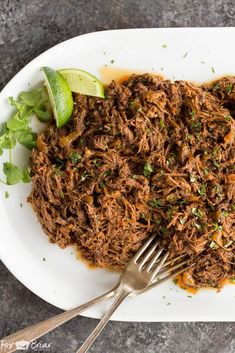 #25 Slow Cooker Mexican Shredded Beef rv