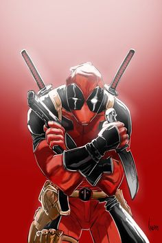 #Deadpool #Fan #Art. (Deadpool) By: A-n-d-r-e--Z. (THE * 5 * STÅR * ÅWARD * OF: * AW YEAH, IT'S MAJOR ÅWESOMENESS!!!™) [THANK U 4 PINNING!!!<·><]<©>ÅÅÅ+(OB4E)