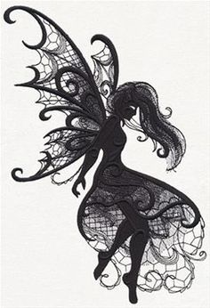 Dark Creatures - Fairy_image