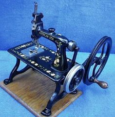 American Gem TSM Toy Sewing Machine