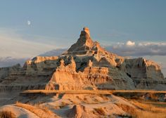 Badlands National Park, South Dakota We were here last weekend....we releades my father's ashes in a Native American Ceremony behind Spearfish Canyon Lodge in the stream.....