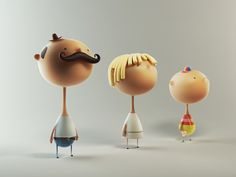 Cartoon by Fuze Image Maker, via Behance