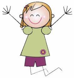 Boneca palito | Visite o novo blog: http://coisasdepro.blogspot.com.br/