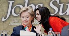 HILLARY ADMITS To BEING A LESBIAN ... Details MORE SHOCKING Than You ...