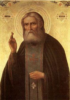 St. Seraphim SAROVSKIY