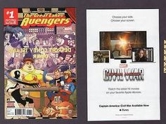 Great Lakes Avengers #1 Cover A Value Comic Book Marvel 2016 NO CODE GLA Gorman
