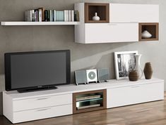 Muebles para ordenar el salón, múltiples opciones según tu espacio