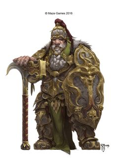Fantasy Dwarf, Fantasy Rpg, Medieval Fantasy, Dungeons And Dragons Characters, D&d Dungeons And Dragons, Fantasy Characters, Character Portraits, Character Art, Character Ideas