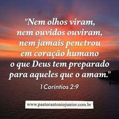 Eu amo esse versículo  Sempre que tentarem atacar seus sonhos, sempre que as…