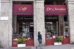 You can find #Splendini #GlutenFree delights at Caffè De' Cherubini - Milano, Lombardia