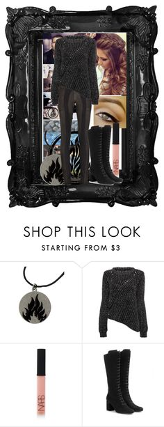 """""""Divergent xx"""" by beccastarrules ❤ liked on Polyvore featuring Retrò, NARS Cosmetics and Yves Saint Laurent"""