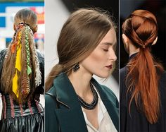 Fall/ Winter 2014-2015 Hairstyle Trends