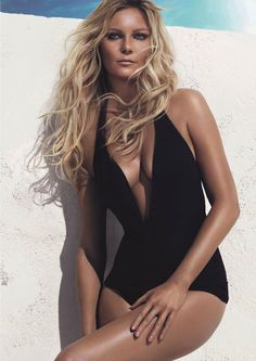 """*~* // Beach waves! // Kirsten Dunst Poses in Swimsuit for L'Oreal Professionnel """"Beach Waves"""" Ad"""