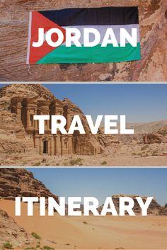 The essential Jordan travel itinerary with what to see and do in a week, plus ideas for extra days, when to go, and other tips and recommendations. Visit Jordan and the Middle East.