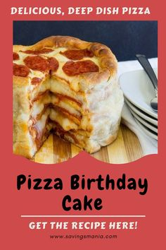 This  looks amazing !!! Kind of like a really super, deep dish Chicago pizza.  …