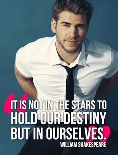 9 Motivational Quotes & Hot Celebs to Get You Through Finals | Her Campus