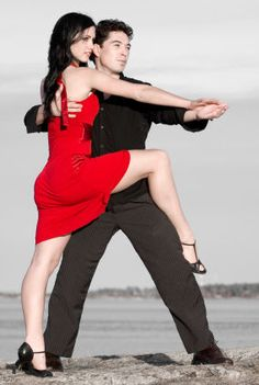 Salsa dance intimidates the heck out of me, since I am so naturally uncoordinated... but it's something I'd love to learn!