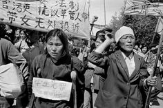 Chinese Democracy Movement, May 1989 Photo credit: Patrick Zachmann — at Tiananmen Square, Beijing. Fotojournalismus, Dragon Dance, The Conjuring, Photo Credit, Revolution, The Past, Culture, This Or That Questions