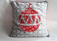 christmas pillow  poduszka świąteczna