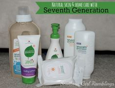 Seventh Generation Review i love this stuff, I use all the cleaners, toliet paper, napkins and paper towel!