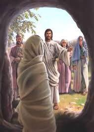 Raising of Lazarus. Third Scrutiny: 5th Sunday of Lent.