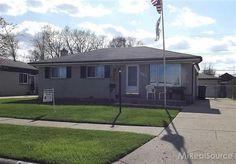 27589 Larry Roseville 4bdrms, 2 full baths, finished bsmt, family room, garage $125,900 PENDING