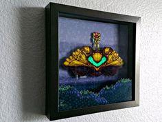 Super Metroid Samus Returns to Planet Zebes Shadow by Decor8bitArt