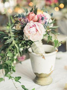 bridal bouquet in waiting | krista a jones photography