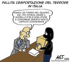 Esportare il terrore