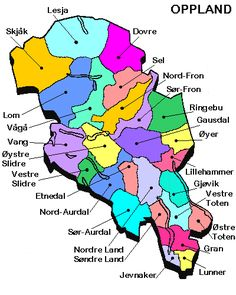 Map Of French Cities French Towns Its Fun You Just Have To - Norway map towns