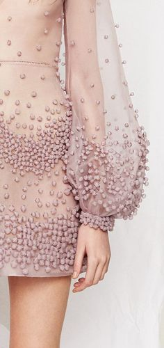 Beautiful Fashion Details...Roksanda.