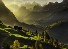 Autumn dream by Robin Halioua (2012, Switzerland)