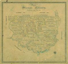Mapping Texas: The Gulf Coast — Coastal Counties, Part 2 – Save Texas History – Medium
