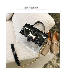 a498d1c1a7d6a US $20.25  Przezroczyste torby letnie dla kobiet 2018 cukierki jasne pcv  Crossbody torby dla kobiet małe kobiet torebki na ramię sac głównym w  Przezroczyste ...