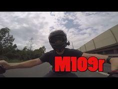 MotoVlog ★3. Happy Straya Day. 1800cc M109r. Blurring Number Plates? - YouTube