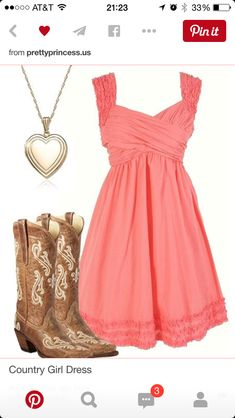 Cute but a different color dress would look better