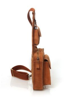 brown Sling bag purse
