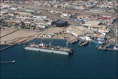 Walvis Bay: Coolest places in southern Africa