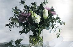 David Jones Florist bouquet